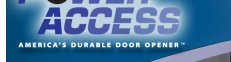 Power Access disabled automatic door openers