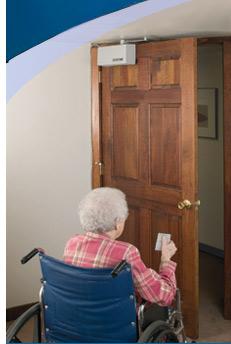 Residential Automatic Door Opener Model 2300