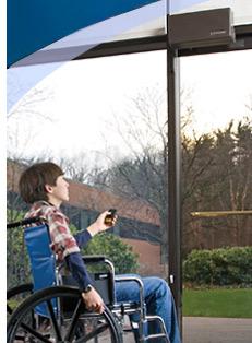 Commercial Automatic Door Opener Model 4300 Commercial